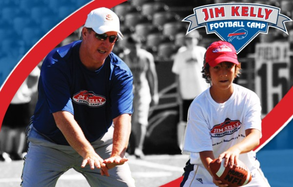 Win a scholarship to the Jim Kelly Football Camp