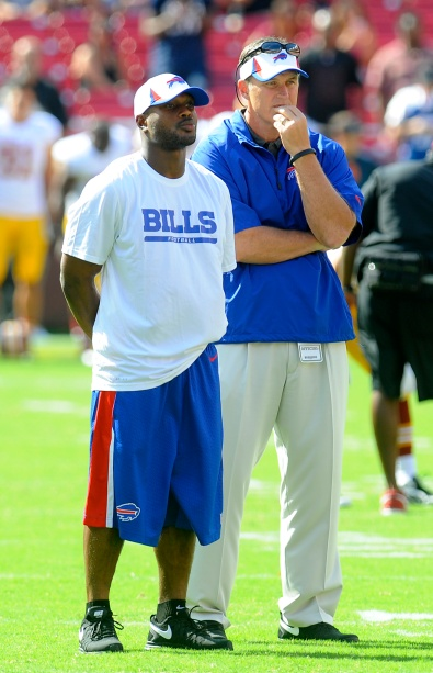 Doug Marrone, Jairus Byrd