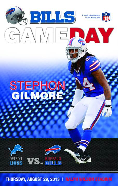 Bills-Lions Gameday Activities