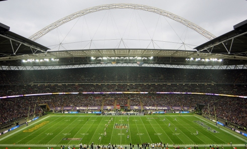 2014 Bills travel to London?