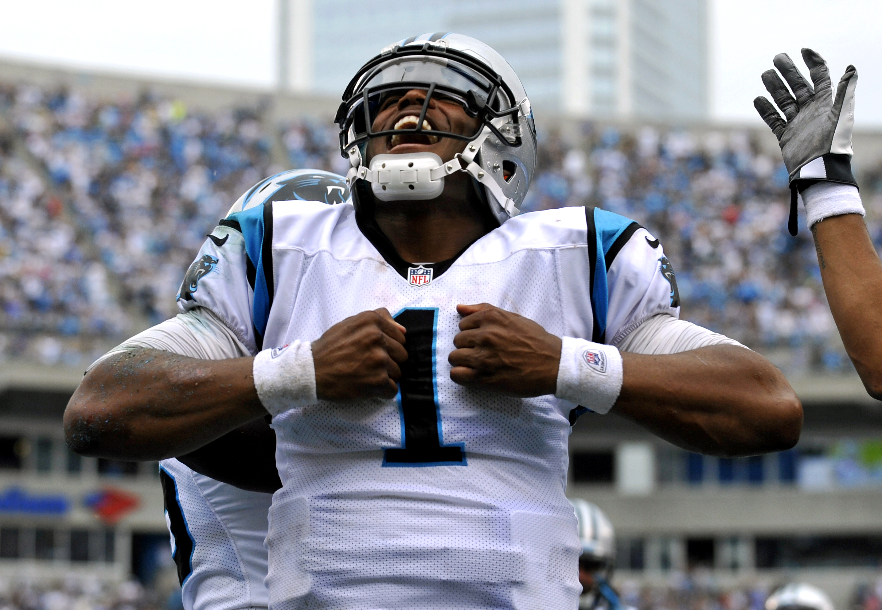 Inside The Bills | Cam Newton