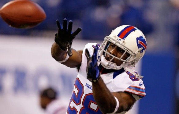 Spiller lined up at WR unlikely