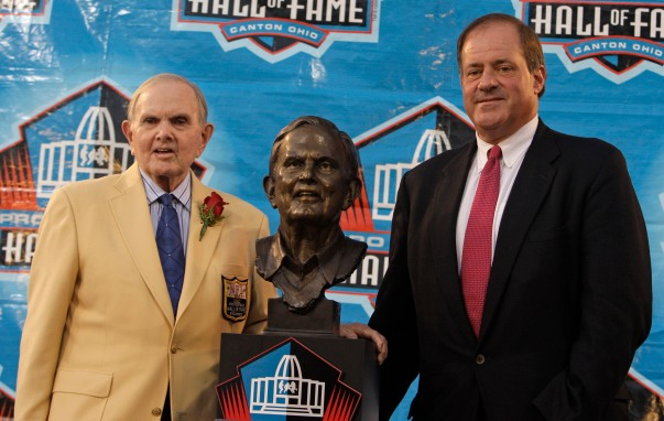 Ralph Wilson, Jr., Chris Berman