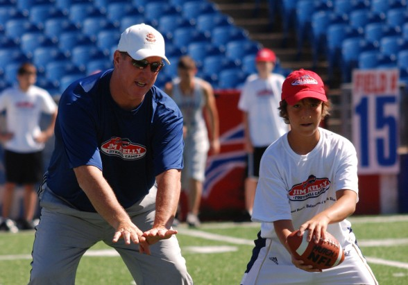 Nice Inside The Bills | Free tickets with Jim Kelly Camp registration