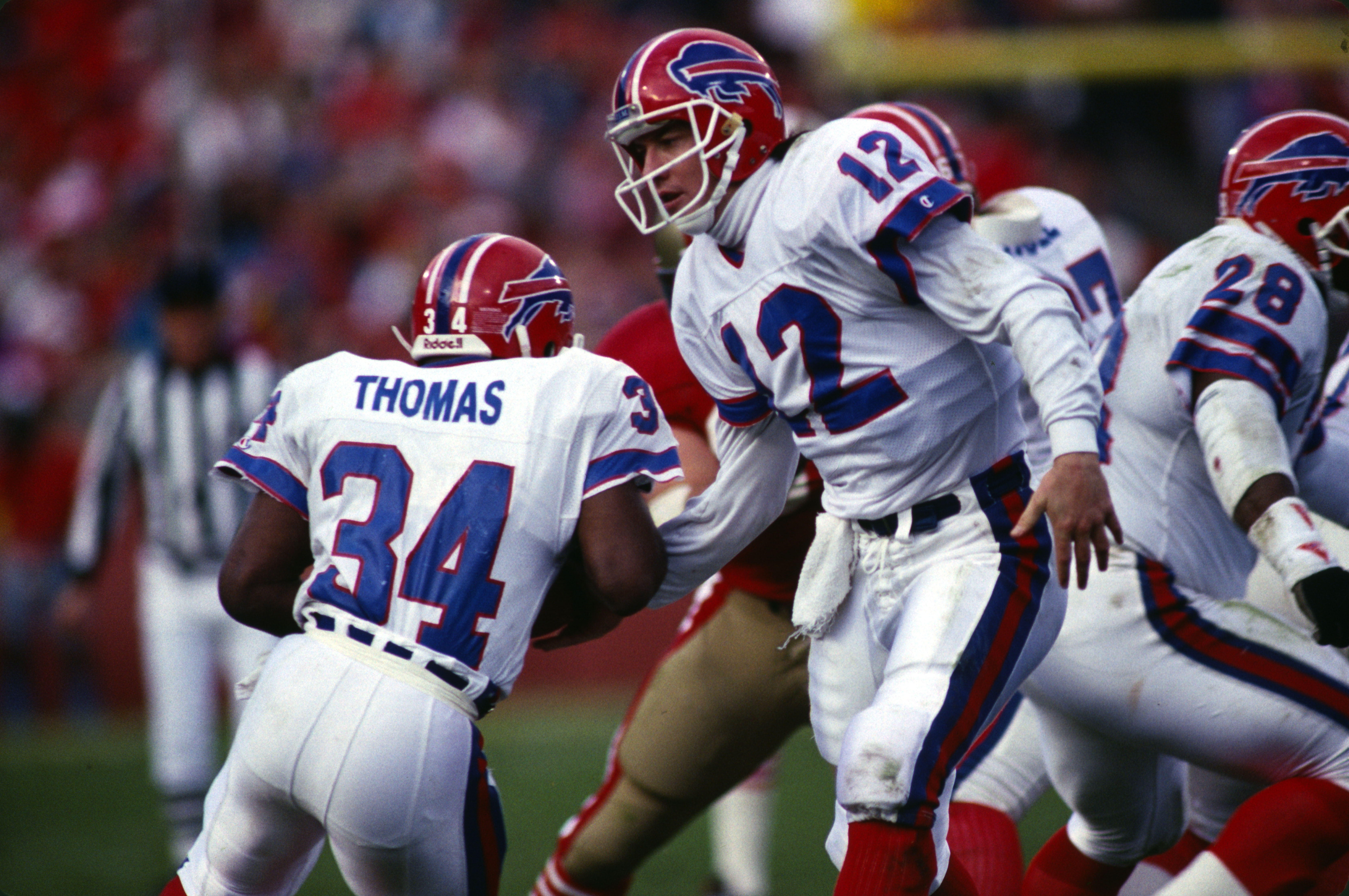 Buffalo Bills 1990 Yearbook Afc Champ Movie HD free download 720p