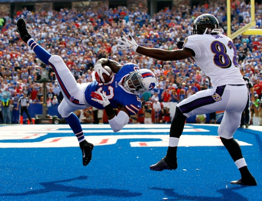 Aaron Williams, Torrey Smith