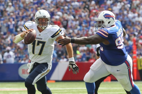 Philip Rivers, Marcell Dareus