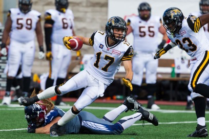 CFL: SEP 07 Tiger-Cats at Alouettes