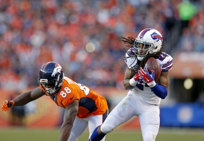 Stephon Gilmore, Demaryius Thomas