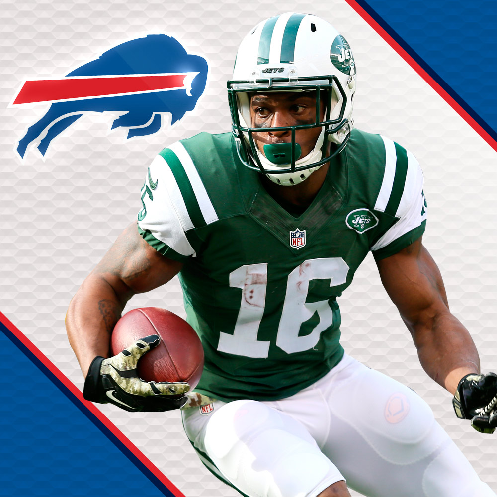 Inside The Bills | Percy Harvin: Ready to Show the World – JMS