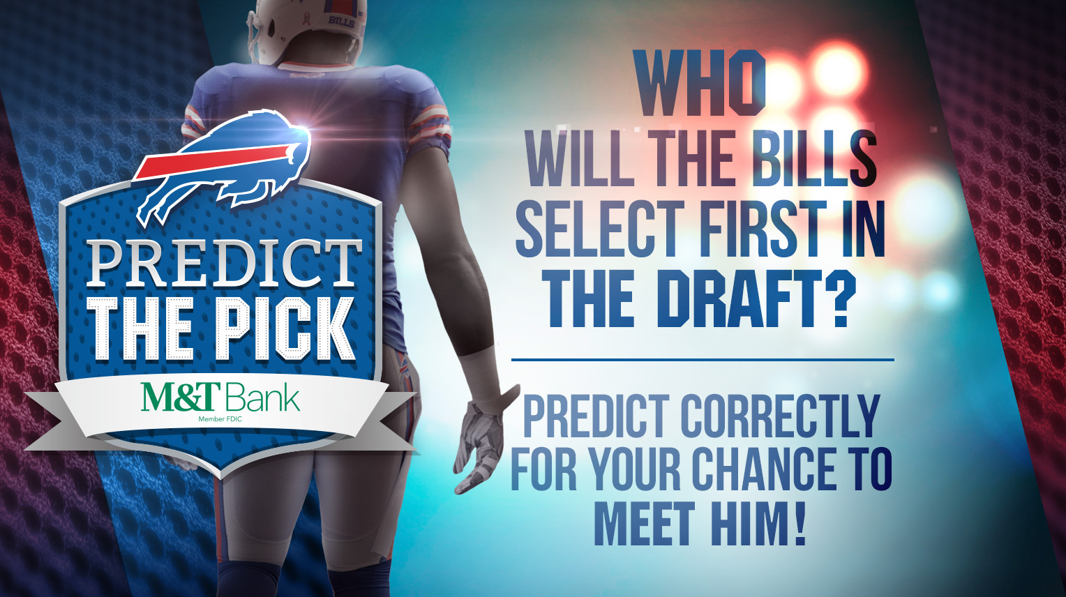 4c1b9570d0a1a Bills fans the 2017 NFL Draft is less than a month away. You know what that  means  It s time to pick who you think the Bills will take first!